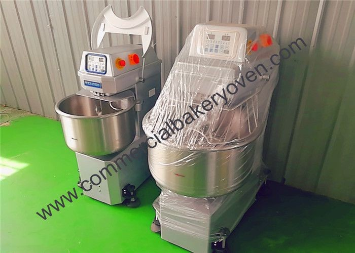 Heavy Duty Bread Dough Mixer High Efficiency Double Motor Double Speed