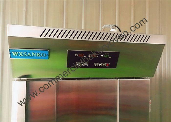 Commercial Bread Proofer , Baking Proofer Ovens With Cooling System